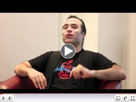 Carlos Konig - Salsa Teacher at Ripley-Grier Studios