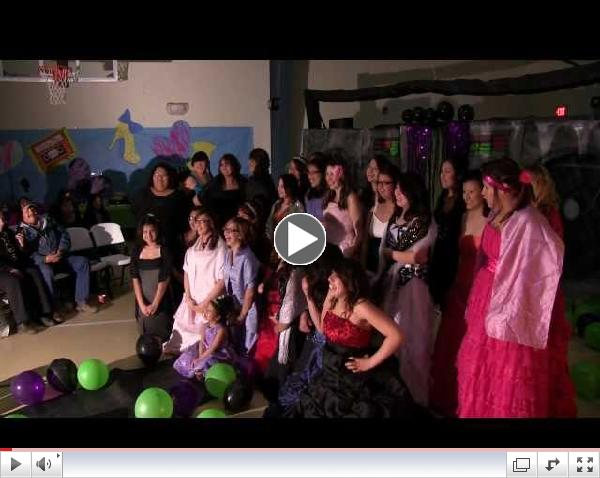 Cheyenne River Youth Project Passion for Fashion 2013