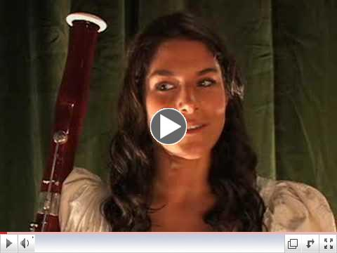 Priscila Fantin fala de Creusa