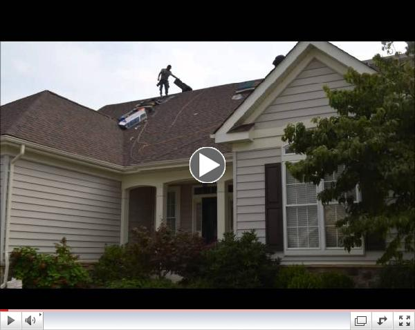 New Roof by Marshall Roofing Siding & Windows Northern Virginia and Maryland