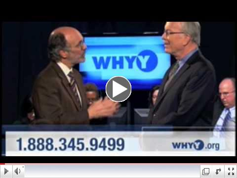 2014 WHYY Interview with Frank Cervone
