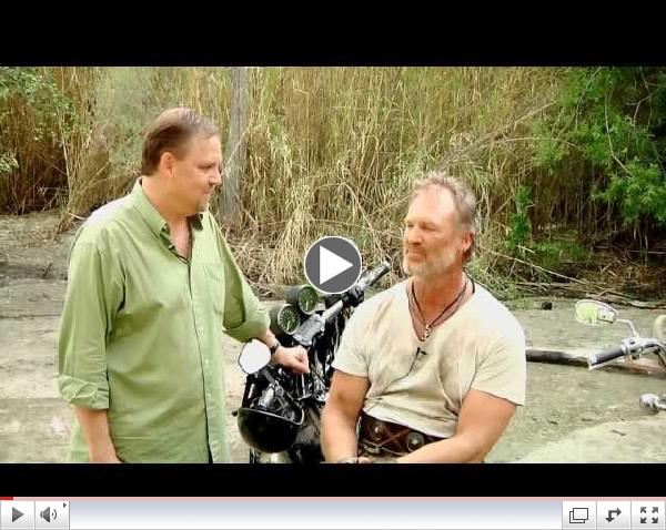 Michael Gier interviews Actor Brian Bozworth