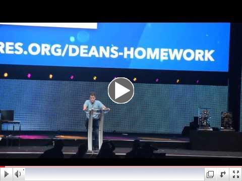 Dean's Homework 2016