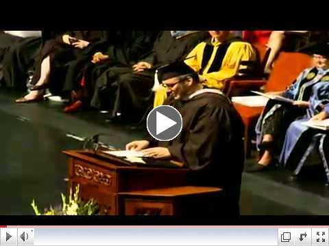 2013 NLU Graduate Commencement -- 6.22.13