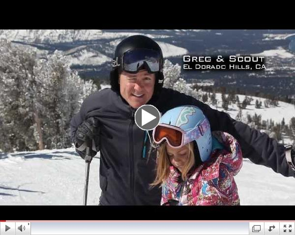 Great Skiing/Riding at Heavenly - Spring Break! 3.9.13