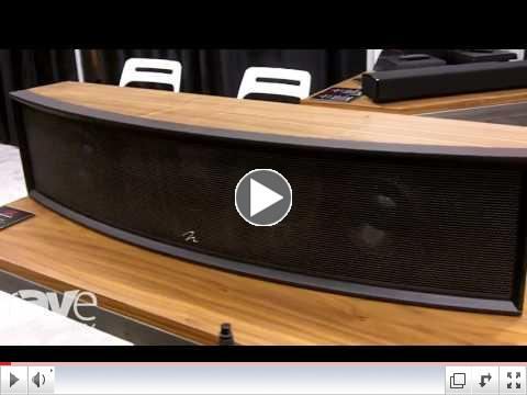 New Center Channel Speaker Systems