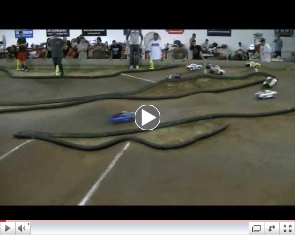 Pro 2 A Main at Rainmans Hobbies Round 6 2013 JBRL Electric Series