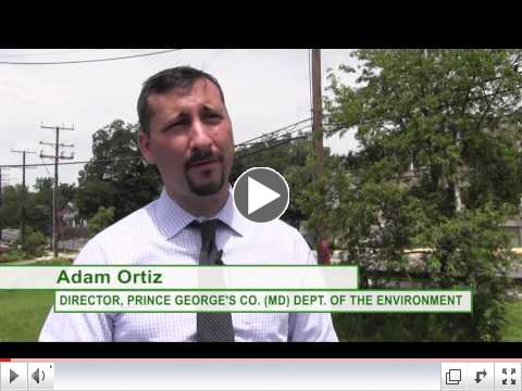 Green Streets: The Road to Clean Water