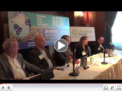 Life Science Nation - RESI 4 Biotech Angel Panel