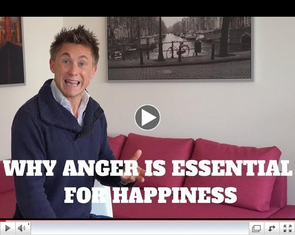 Why Anger Is Essential For Happiness