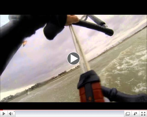 Houston Kiteboarding Adventure Galveston Bay