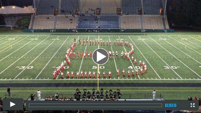 Homecoming Half Time 2014 Clip