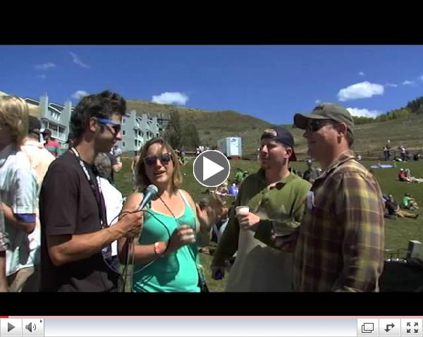 Mt. Crested Butte Chili & Beer Festival - The Crowd Report 2012