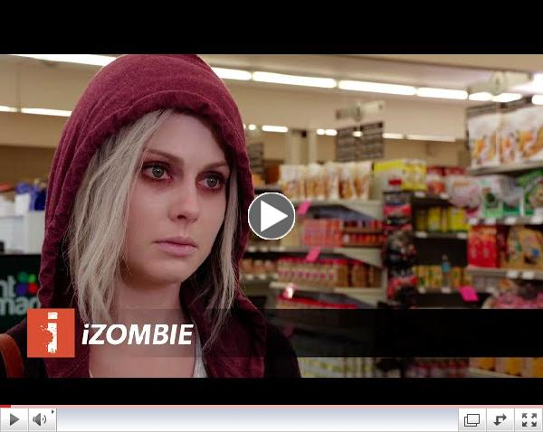 iZombie - First Look