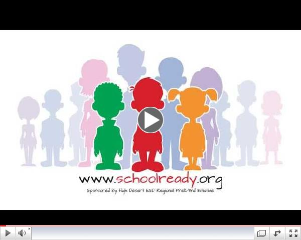 School Readiness PSA (High Desert ESD, Central Oregon)