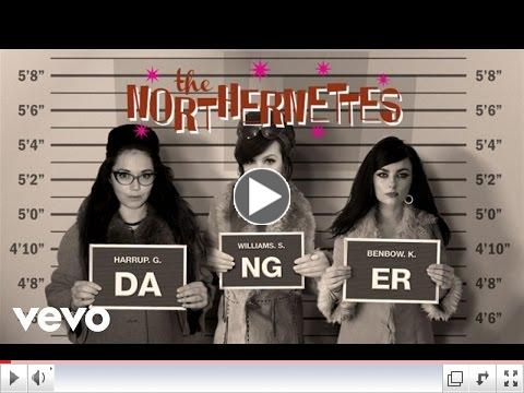 The Northernettes' latest video was filmed at the Railway-watch it and support the band!
