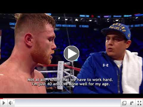 Eddy Reynoso and Abel Sanchez, trainers of Canelo Alvarez and Gennady Glolovkin, talk about the importance of Canelo vs. Golovkin to the sport of boxing