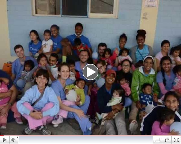 Please watch this one-minute video regarding our recent mission trip to an orphanage in Lima, Peru.