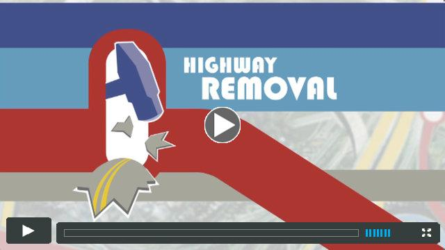 Moving Beyond the Automobile: Highway Removal