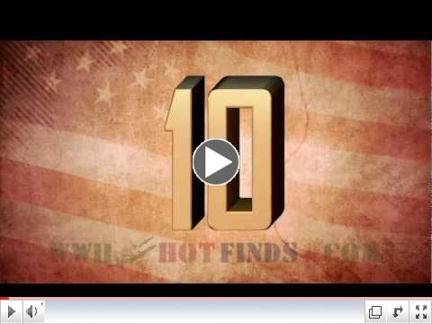 WWII Hot Finds The Best Military Collectibles Top 10 Episode 21