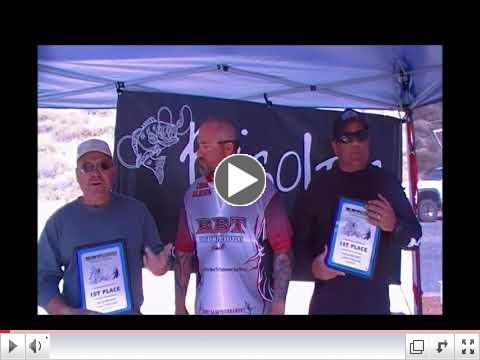 Keith Rini and Walter Kondracki Win at Lake Pyramid 4/28/18