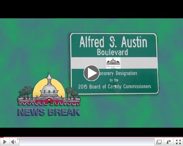 Watch the HTV news brief on Historic Alfred S. Austin Boulevard