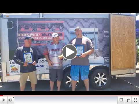 Larry Hutton & Bob Mcnabb Win the Delta June 24th