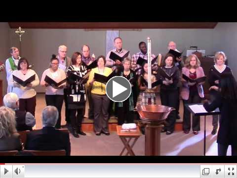 Choir Anthem: Be Thou My Vision
