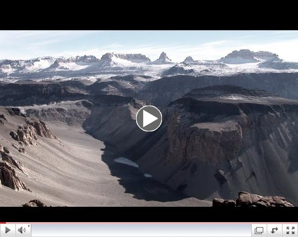 Discovery made beneath Antarctica's McMurdo Dry Valleys