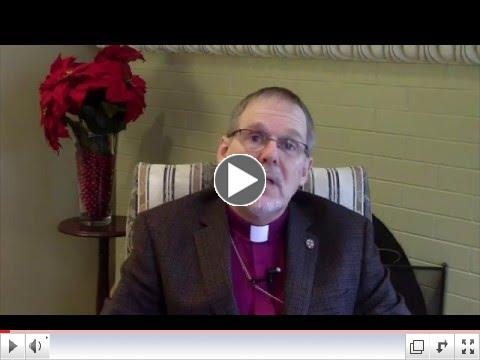 A Christmas message from Bishop Lane