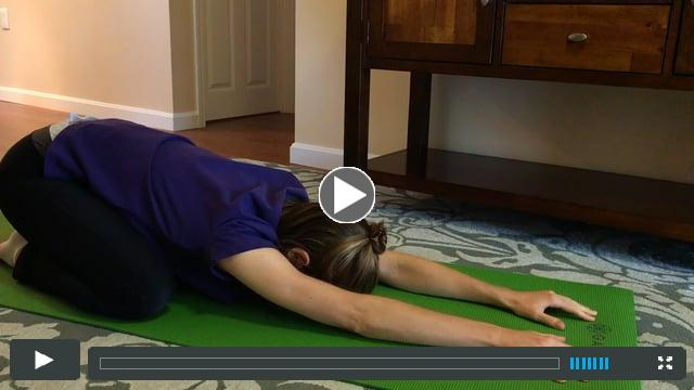 4 Easy Low Back Stretches