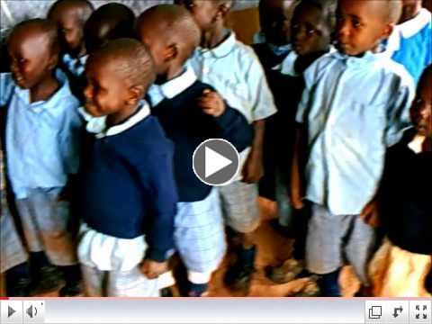 Malava Students Say Hello.wmv