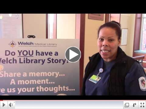 Welch Moments:  Chantel Walker