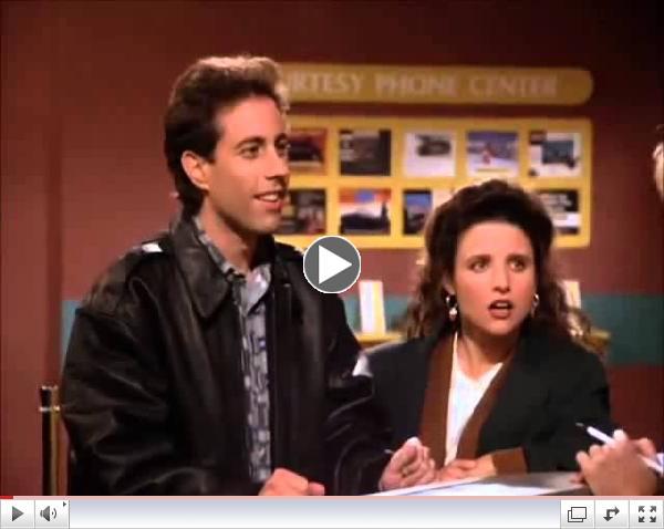 Seinfeld Bad Customer Service