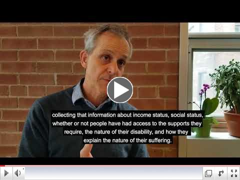 Video of interview with Michael Bach