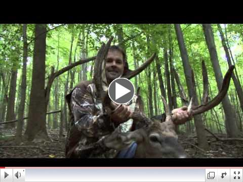4 Great bucks and a private plane at World Class Whitetails of Ohio