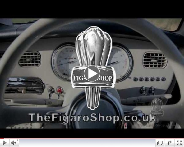 The Figaro Shop guide to fitting Nissan Figaro wiper blades