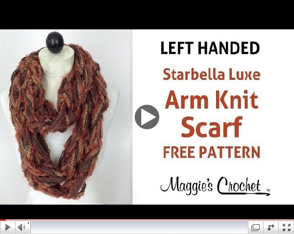 NEW Videos - Learn to Arm Knit!