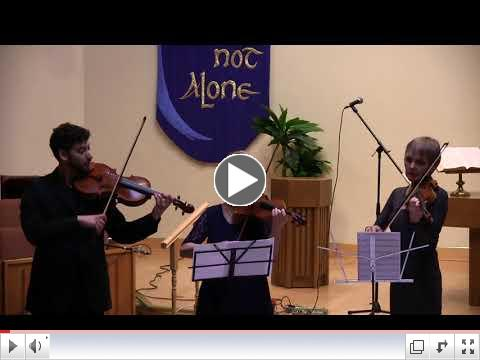 Faculty Benefit Concert Highlight Reel 2016