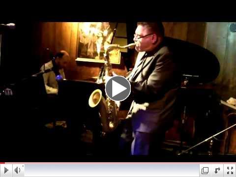 Jazz Bridge Annual Benefit 2012 @ Chris' Jazz Cafe