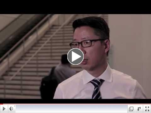Listen to Raymond Kwong provide an update on the registry.