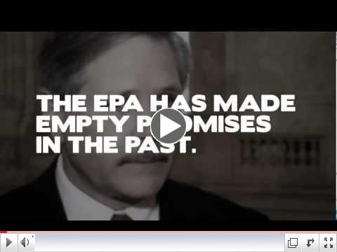 Does John Hoeven REALLY trust the EPA?