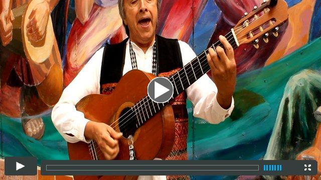 Song of Unity @ La Pena by Rafael Manriquez