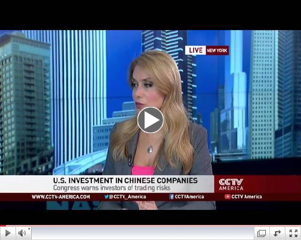 CCTV Interview with Rebecca Fannin on Alibaba's IPO on NYSE