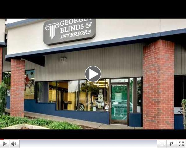 Georgia Blinds & Interiors, Atlanta area window treatment specialists