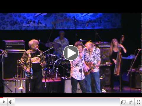 Elvin Bishop with Mickey Thomas -