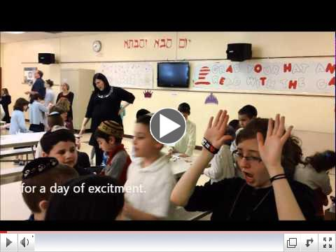 Hillel Minute Rosh Chodesh Lunch.wmv