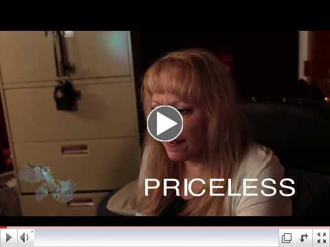 PRICELESS ~ The Making of the Album ~ Christina Gaudet