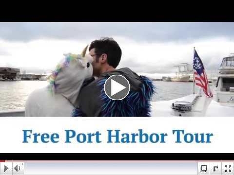 Port of Oakland Free Harbor Tours