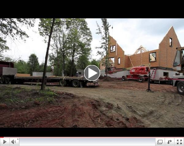 Timber Block - The R-30 Insulated Log Home